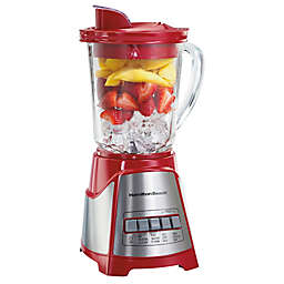 Hamilton Beach® ensemble™ Multi-Function Blender in Red