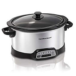 Hamilton Beach® Programmable 6 qt. Slow Cooker