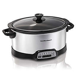 Hamilton Beach® Programmable 7 qt. Slow Cooker