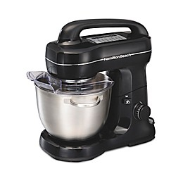 Hamilton Beach® 4 qt. Stand Mixer in Black