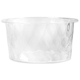 Rippled Clear 6-Gallon Indoor/Outdoor Ice Tub