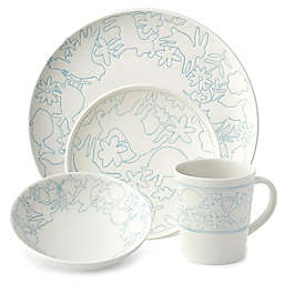 ED Ellen DeGeneres Crafted by Royal Doulton® Polar Blue Animals Dinnerware Collection
