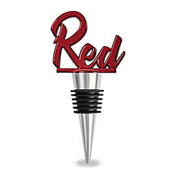 Wild Eye Designs Red Wine Stopper in Red