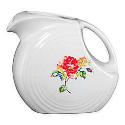 Fiesta® Floral Bouquet 67 oz. Large Pitcher