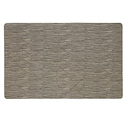 Mohawk Home® Micro Elegance Houndstooth Kitchen Mat in Grey