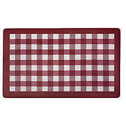 Achim Buff Check 18-Inch x 30-Inch Anti-Fatigue Kitchen Mat