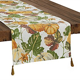 Pumpkin Medley Table Runner