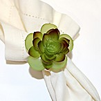 Excell Succulent Napkin Ring