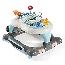 Storkcraft 3-in-1 Activity Walker with Jumping Board and Feeding Tray