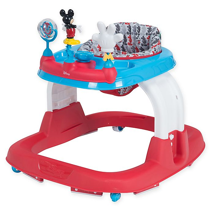 Alternate image 1 for Disney® Ready, Set, Walk! 2.0 Developmental Walker
