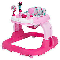 Disney® Ready, Set, Walk! 2.0 Developmental Walker in Pink