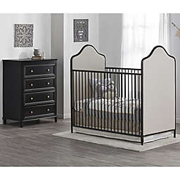 Little Seeds Piper Nursery Furniture Collection in Black