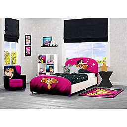 Wonder Woman Child's Bedroom Upholstered Furniture Collection