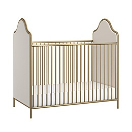Little Seeds Piper 2-in-1 Convertible Crib in Gold