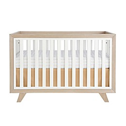 Karla Dubois® Wooster 3-in-1 Convertible Crib in Willow/White