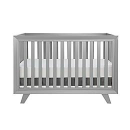 Karla Dubois® Wooster 3-in-1 Convertible Crib in Moon Grey