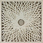 Marmont Hill White Illusion Paper Art