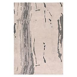 Surya Modern Classics  9' x 13' Handcrafted Area Rug in Beige/Grey