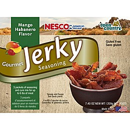 Nesco® 3-Pack Mango Habanero Jerky Seasoning