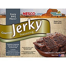 Nesco® 6-Pack BBQ Jerky Spice Seasoning