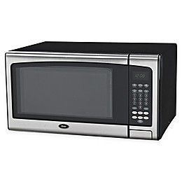 Oster® 1.1 cu. ft. Stainless Steel Microwave Oven