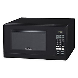 Sunbeam® 0.9 cu. ft. Microwave Oven in Black