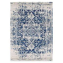 Surya Harput 2'7 x 10'3 Runner in Blue/Grey