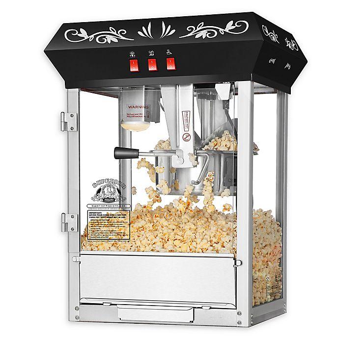 Alternate image 1 for Superior Popcorn Company Countertop Popcorn Machine