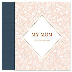 "Compendium ""My Mom in Her Own Words"" Keepsake Book"