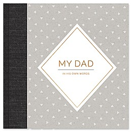 "Compendium ""My Dad in His Own Words"" Keepsake Book"