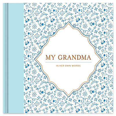 "Compendium ""My Grandma in Her Own Words"" Keepsake Book"