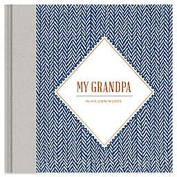 Compendium My Grandpa In His Own Words Keepsake Book