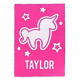 Tadpoles™ by Sleeping Partner Unicorn Knit Baby Blanket