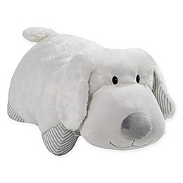 Pillow Pets® My First Puppy Pillow Pet in White