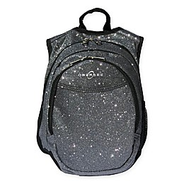 Obersee® Pre-School Sparkle Backpack in Grey