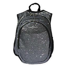 Obersee® Pre-School Sparkle Backpack in Grey