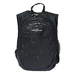 Obersee® Pre-School Sparkle Backpack in Black