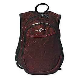 Obersee® Pre-School Sparkle Backpack in Red