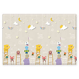Parklon Yellow Bear Little Star & ABC Play Mat