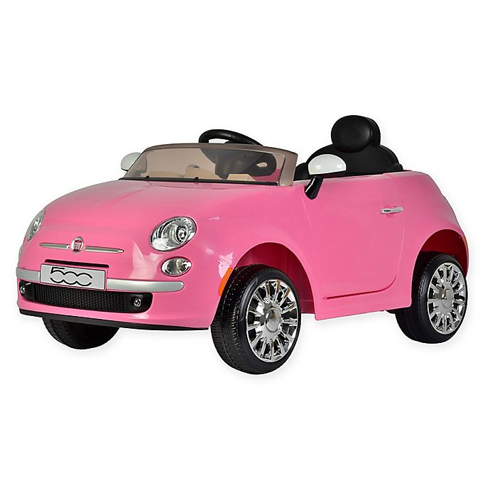 f6d910ccc3b Best Ride On Cars® Fiat 500 12V Ride-On