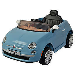Best Ride On Cars® Fiat 500 12V Ride-On
