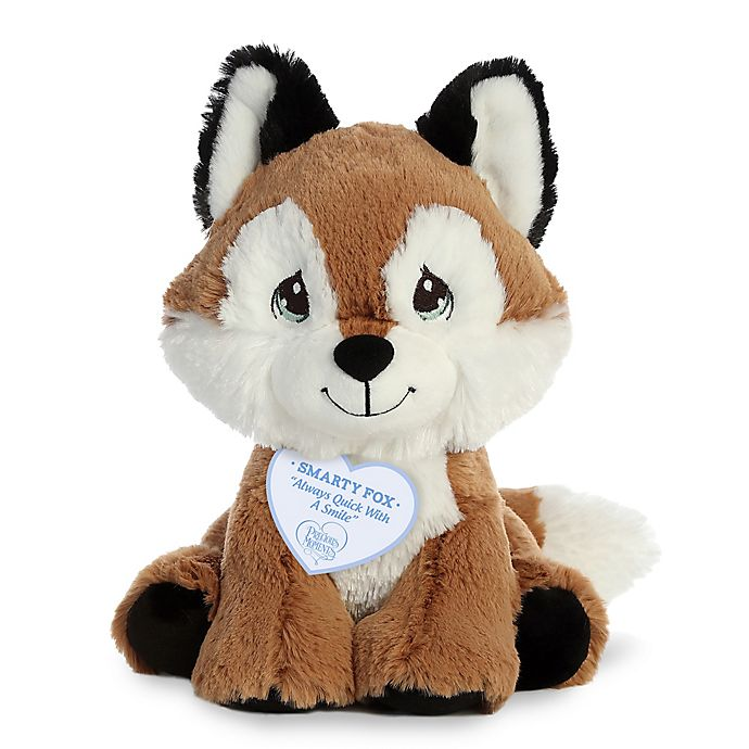 Alternate image 1 for Precious Moments® Aurora World Fox Plush