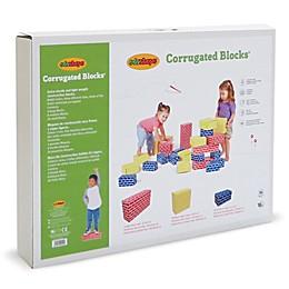Edushape® 36-Piece Corrugated Blocks Set