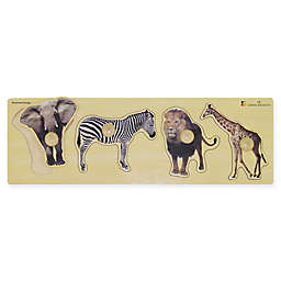 Edushape® Wild Animals Giant Puzzle