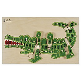 Edushape® ABC Alligator Puzzle