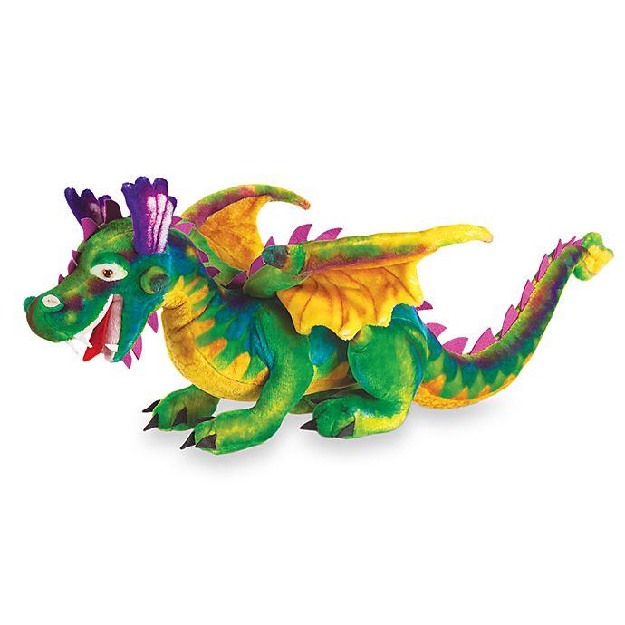 Alternate image 1 for Melissa and Doug® Plush Dragon