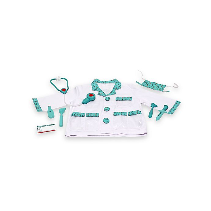 Alternate image 1 for Melissa and Doug® Doctor Role Play Costume Set