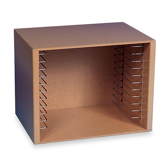 Alternate image 1 for Melissa & Doug® Natural Wood Puzzle Case