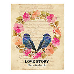 Astra Art Love Story Cool Canvas Wall Art