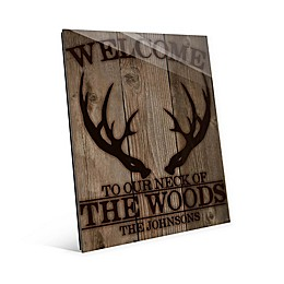 Astra Art Neck of the Woods Acrylic Wall Art
